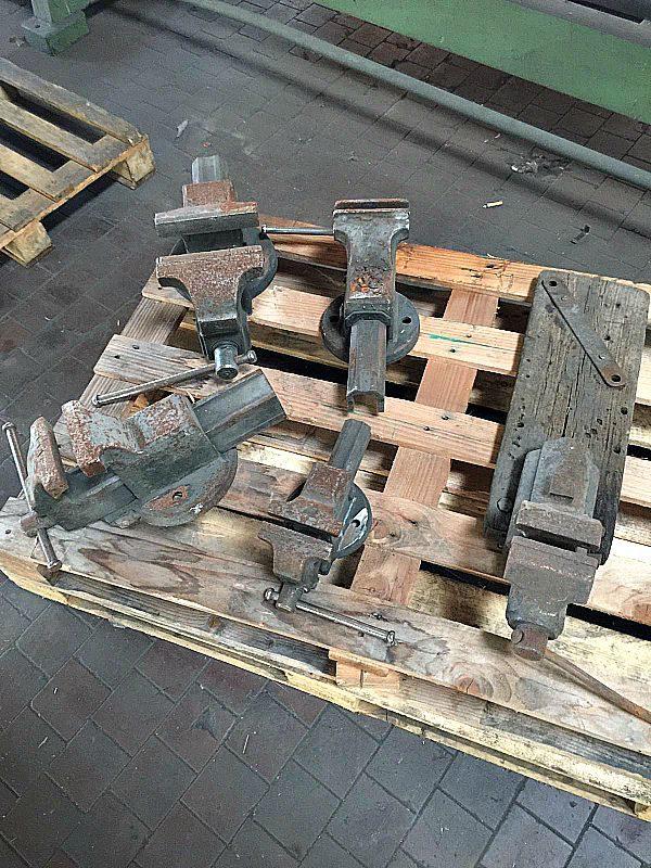 Ceste Ferro Usate.Morse Usate
