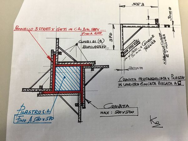 Cravatte_per_pilastri_attrezzatura_officina_meccanica