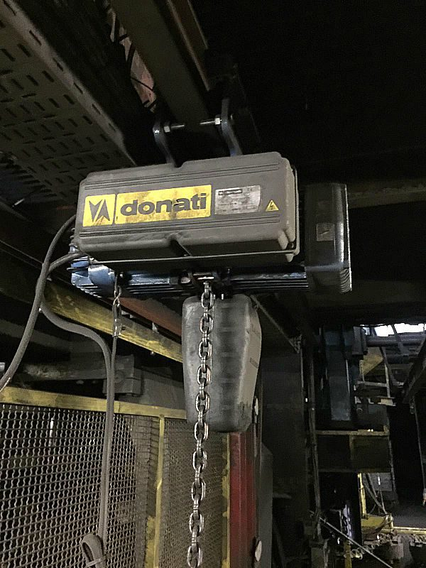 Argano_Donati_a_catena_500_kg_attrezzatura_officina_meccanica