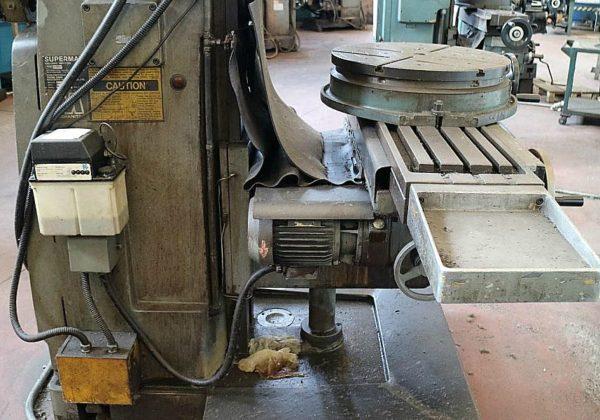Fresa_manuale_Rambaudi_Supermax_attrezzatura_officina_meccanica