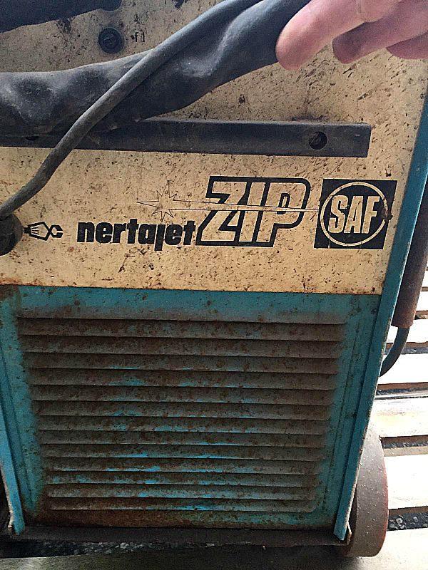 Plasma_Nertajet_Zip_Sáfa_attrezzatura_officina_meccanica