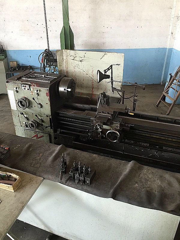 Tornio_Giana_300x2000_usato_attrezzatura_officina_meccanica
