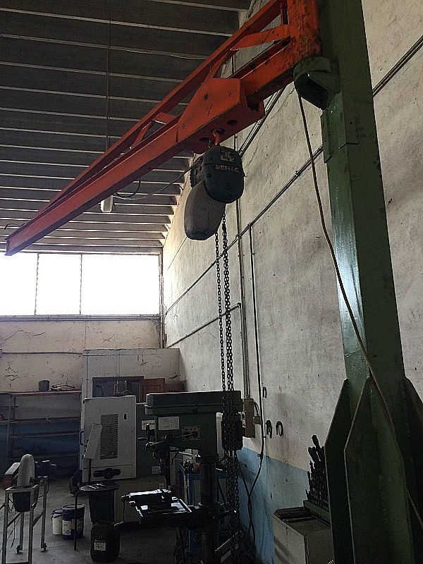paranco_Demag_250_kg_attrezzatura_officina_meccanica